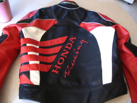 Honda Jackets   Honda Motorcycle Jackets   Scoop.it