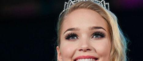 Jugée trop grosse, Miss Islande claque la porte d'un concours de beauté | Meilleure revue de presse de l'univers connu | Scoop.it