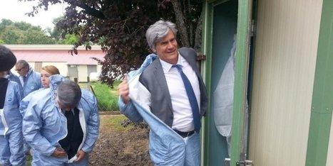 Crise aviaire: le ministre de l'Agriculture est ce vendredi dans les Landes | Agriculture en Pyrénées-Atlantiques | Scoop.it