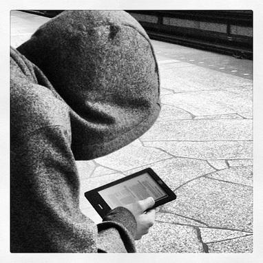 Livres numériques : le piratage s'intensifie | Actu des livres numériques | Scoop.it