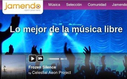 Jamendo: Música libre de derechos de autor | Academia Libre | OSS | Scoop.it