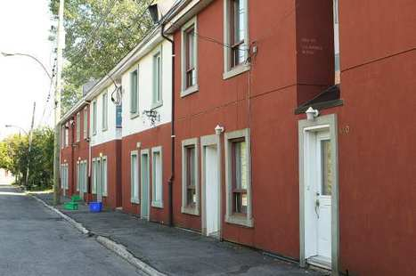 Narrow Houses: Yes, smaller can be better | green streets | Scoop.it