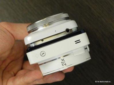 Samsung GALAXY S4 Zoom vs. Samsung GALAXY Camera   Latest Technology   Scoop.it