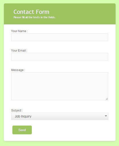 6 CSS HTML Form Styles | Web & Graphic Design Tricks from Clear Output | Scoop.it