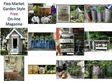 Flea Market Garden Style | Upcycled Garden Style | Scoop.it