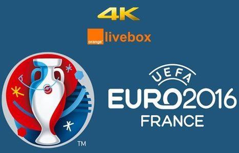 Euro 2016 : Huit matchs diffusés en 4K… – Blog Cobra | Toute l'actualité en Image et Son : Hi-Fi, High-Tech, Home-Cinéma, TV, Vidéoprojection... | Scoop.it