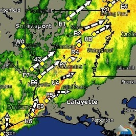 Tornado Watches/ Warnings for Rapides, Louisiana | Weather Underground