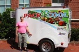 N.C. State's 'Pack 'N Cool' provides farmers with mobile refrigeration solution | News from the College of Agriculture & Life Sciences, NCSU | Research from the NC Agricultural Research Service | Scoop.it