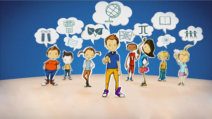Rede social educativa permite que alunos se ajudem no trabalho escolar   Biologia-aulas de 2013   Scoop.it