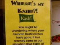 Kashi cereal's 'natural' claims stir anger | Food issues | Scoop.it