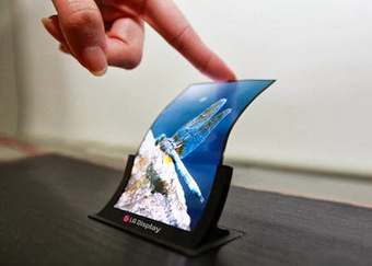 The Programmer's World : LG's Next Smartphone With Curved Display | Android World | Scoop.it