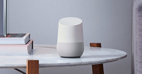 Google Home Is Cool, But Catching Amazon's Echo Won't Be Easy | Into the Driver's Seat | Scoop.it