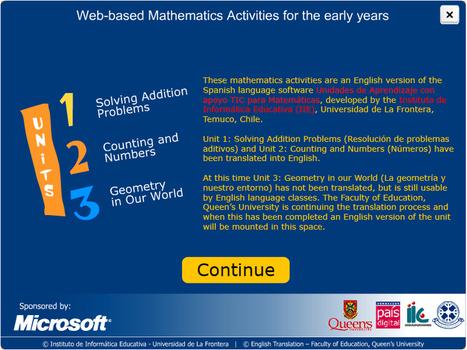 Δραστηριότητες Μαθηματικών για τις μικρές τάξεις | Μαθηματικά και ΤΠΕ | Scoop.it
