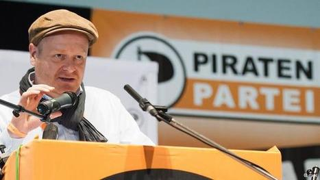 Pirate Party elects new leader, rejects right-wing extremism | News | DW.DE | 28.04.2012 | Reclaiming our Commons from the 1 Per Cent | Scoop.it