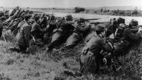 Le 22 août 1914, jour le plus sanglant de l'histoire de France | Nos Racines | Scoop.it
