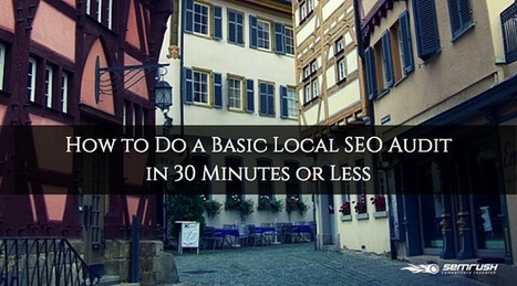 The 30 Minute Local SEO Audit - Winning Road Map for New Client Consult - Darren Shaw | Google+ Local & Local SEO News | Scoop.it