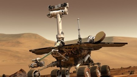 NASA's Opportunity rover completes Martian marathon | David Szondy | GizMag.com | Digital Media Literacy + Cyber Arts + Performance Centers Connected to Fiber Networks | Scoop.it