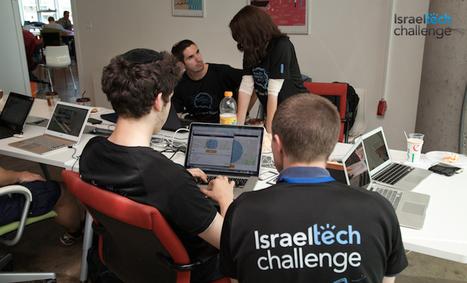 Hackathoner makes 'riot warning' app   Jewish Education Around the World   Scoop.it