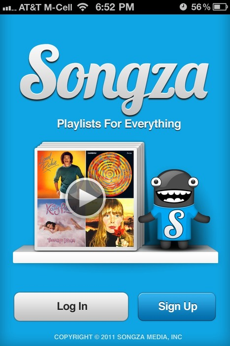 Free And Unlimited Music Streaming With Songza | iPhoneApps | Scoop.it
