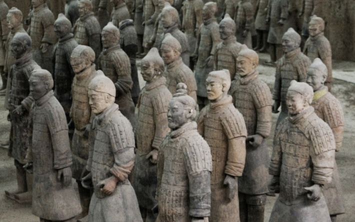 Chinese archaeologist refutes BBC report on Terracotta Warriors | Archaeology News Network | Kiosque du monde : Asie | Scoop.it