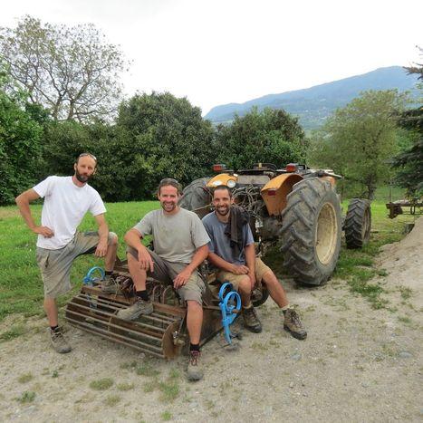 Atelier paysan, la coopérative d'agriculteurs qui construisent eux-mêmes leurs outils | Ecosystèmes urbains | Scoop.it