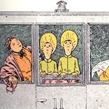 voyageurs immobiles : le thème du voyage dans les bandes dessinées - neuvième art 2.0   VOYAGE, MOBILITE, MIGRATION   Scoop.it