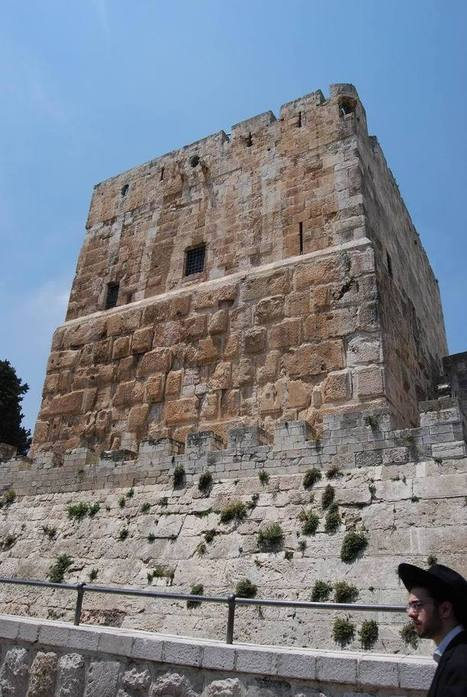 Tower of David, Jerusalem | historical sites in israel and biblical sources | Scoop.it