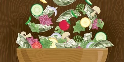 Is nutritious food really pricier, and, if so, is that really the problem? | Real Food Rebellion | Scoop.it