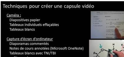 Capsules vidéos pédagogiques : bonnes pratiques | TICE, Web 2.0, logiciels libres | Scoop.it
