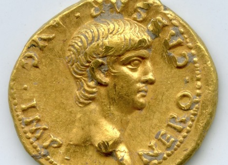 Rare Roman Gold Coin Found at Mount Zion Archaeological Dig | L'actu culturelle | Scoop.it