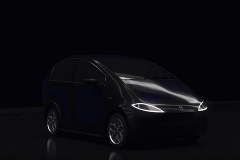 SION : une voiture électrique solaire | EFFICYCLE | Scoop.it