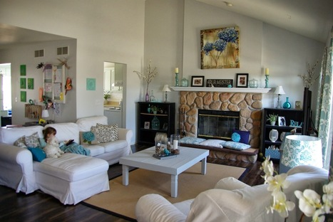Our house, now a home: coffee table redo | interior decorating | Scoop.it