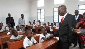 À Oman, la RDC présente son plan de construction de 1 000 nouvelles écoles par an | CONGOPOSITIF | Scoop.it
