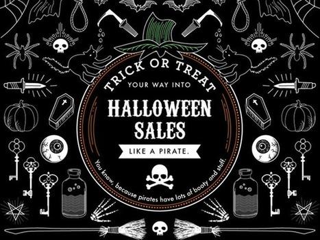 27 Million Pinterest Users Pinned Halloween Costumes (Infographic) | Pinterest | Scoop.it