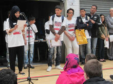 "School ""buddies"" raise awareness about Palestine in UK | Occupied Palestine | Scoop.it"