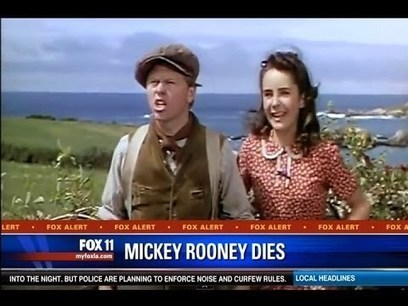 It Appears Some Reporters Tell The Difference Between Mickey Rooney And Andy Rooney [Video] - Business 2 Community | Digital-News on Scoop.it today | Scoop.it