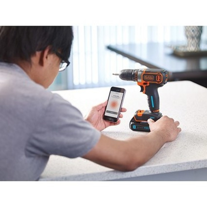 Black+Decker launches Smartech connected battery | Garden apps for mobile devices | Scoop.it