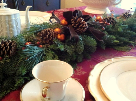 The Gift of Fellowship | Holly & Ivy - Holiday Cheer & Recipes | Scoop.it