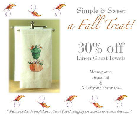 30% off All Linens Ends Tonight! | Annie Haven | Haven Brand | Scoop.it