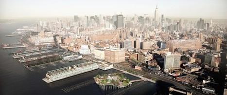Ce parc flottant à New York pourrait devenir réalité | Dans l'actu | Doc' ESTP | Scoop.it