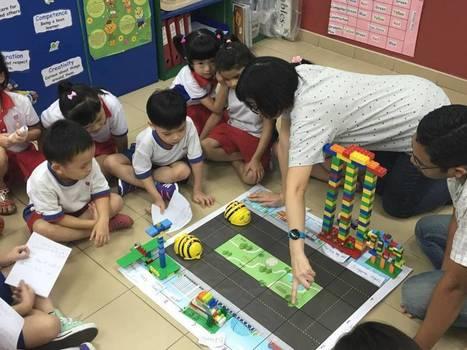 La escuela del futuro ya existe en Singapur | Camino al empleo | Scoop.it