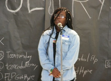 How To Plan a Teen Poetry Slam at the Library | Feed the Writer | Scoop.it