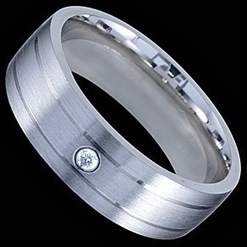 Just Review It!: Stunning Mens Wedding Ring by Silver.AG that your future husband will love! | Online Business | Scoop.it