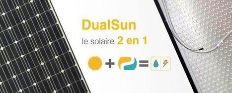 DualSun:  le panneau solaire deux en un | Immobilier | Scoop.it