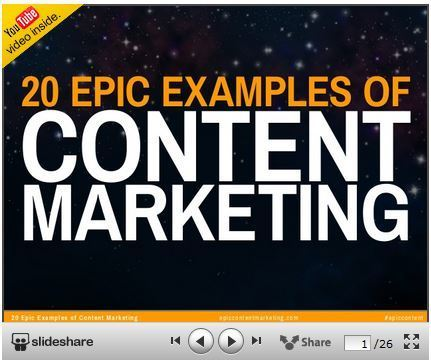 How To Create Epic Content Marketing - B2B Marketing Insider | #TheMarketingAutomationAlert | World Business | Scoop.it