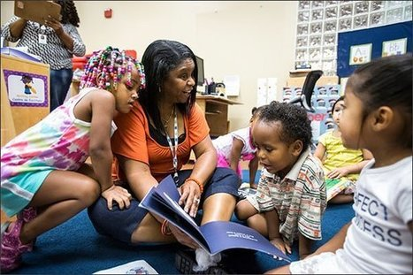 Studies on Head Start Bolster Arguments for Long-Term Impact | Early Childhood Resources | Scoop.it