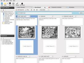 Celtx: Software gratuito para crear guiones | Utilidades TIC para el aula | Scoop.it