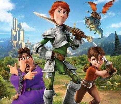 "Dibujos animados «made in Spain» - Hoycinema.com | Informática ""Made In Spain"" | Scoop.it"