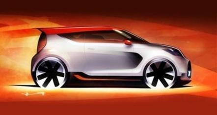 Kia Track'ster Concept teased ahead of Chicago | Kia WIKI | CarReview | Scoop.it