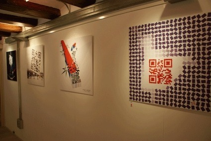L'expo QR codes design actuellement à Barcelone | Designer Qrcodes | Scoop.it